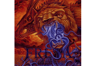 Freya - All Hail The End - (CD)