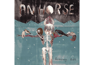 An Horse - Rearrange Beds - (CD)