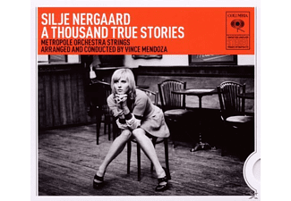 Silje Nergaard - A Thousand True Stories   (Dbs) - (CD)