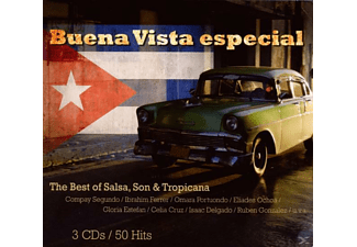 VARIOUS - BUENA VISTA ESPECIAL [CD]