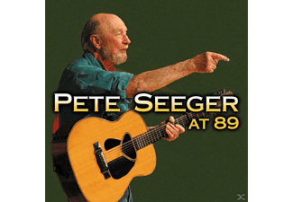 Pete Seeger - At 89 - (CD)