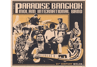 The Paradise Bangkok Molam International Band - 21st Century Molam [LP + Download]