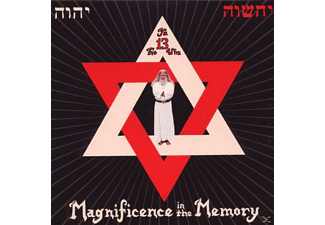 Yahowha - 13 Magnificence In The Memory - (CD)