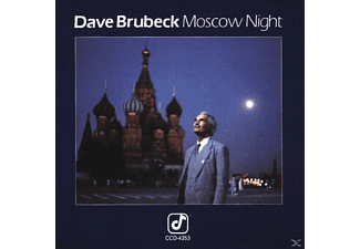 Dave Brubeck - Moscow Night - (CD)
