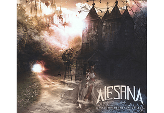 Alesana - A Place Where The Sun Is Silent - (CD)