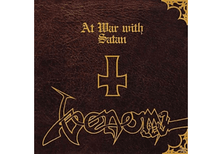 Venom - At War With Satan - (CD)