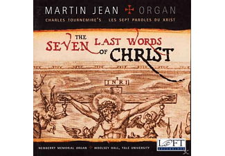 Martin Jean - Seven Last Words - (CD)