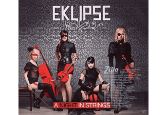 Eklipse - A Night In Strings (Ltd.Digipak) - (CD)