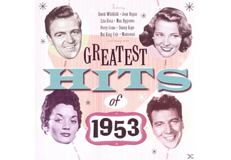 VARIOUS - Greatest Hits Of 1953 [CD]