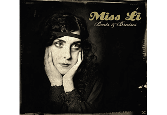 Miss Li - Beats & Bruises - (CD)