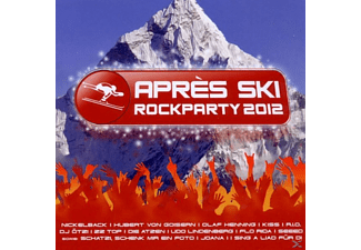VARIOUS - Apres Ski Rockparty 2012 - (CD)