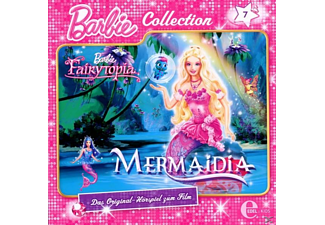 Barbie - (7)Collection, Mermaidia - (CD)
