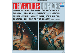 The Ventures - On Stage - (CD)