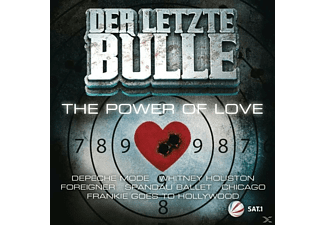 VARIOUS - Der Letzte Bulle - The Power Of Love [CD]