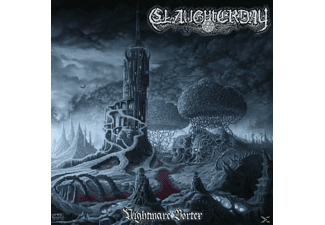 Slaughterday - Nightmare Vortex [CD]