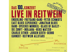 VARIOUS - Live In Reitwein - (CD)