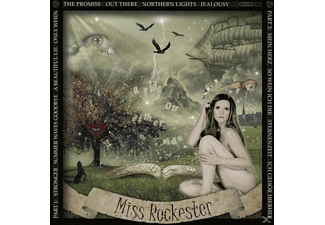 Miss Rockester - A Ride On Either Side - (CD)