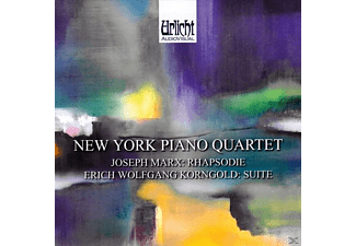 New York Piano Quartet - Rhapsodie / Suite op.23 - (CD)