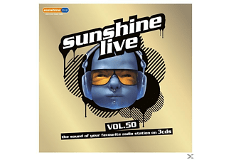 Various - Sunshine Live Vol.50 [CD]