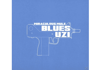 Miraculous Mule - Blues Uzi - (CD)
