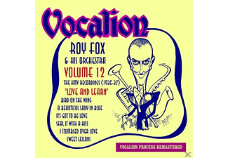 Roy & His Orchestra Fox - Vol.12-Love And Learn - (CD)