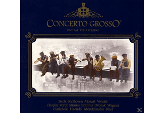 VARIOUS - Concerto grosso - (CD)