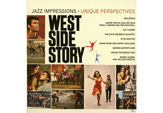 Various/Brubeck,D./Peterson,O./Kenton,S. - West Side Story-Jazz Impressions [CD]