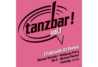 VARIOUS - Tanzbar, Vol.1 - (CD)