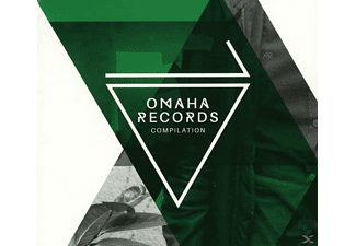 VARIOUS - Omaha Records Compilation [CD]