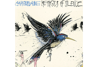 Camouflage - Methods Of Silence - (CD)