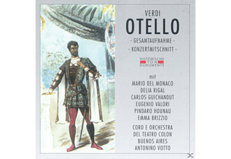 Coro E Orch.Del Teatro Colon - Otello [CD]