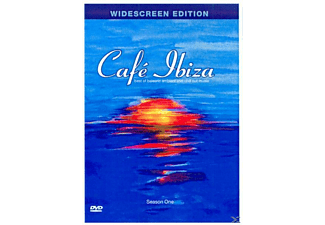 VARIOUS - Cafe Ibiza-Dvd [DVD]