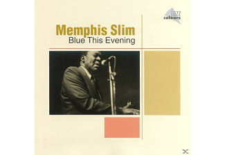 Memphis Slim - Blue This Evening [CD]