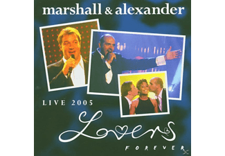 Marshall & Alexander - Lovers Forever (Live 2005) - (CD)