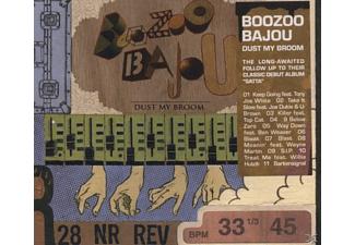 Boozoo Bajou - Dust My Broom - (CD)