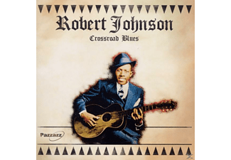 Robert Johnson - Crossroad Blues - (CD)
