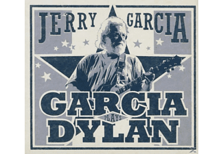 Jerry Garcia - Garcia Plays Dylan [CD]