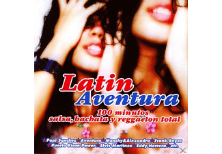 VARIOUS - Latin Aventura [CD]