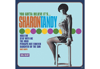Sharon Tandy - You Gotta Believe It's [CD]