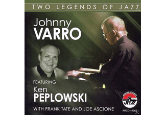 Varro Johnny,Feat.Peplowski,Ken - Two Legends Of Jazz [CD]