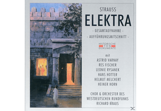 ORCH.D.WESTDT.RUNDFUNKS - Elektra [CD]