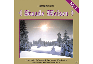 VARIOUS - Staade Weisen, 5-Instrumental - (CD)