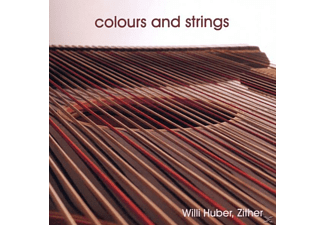 Willi Huber - Colours And Strings - (CD)