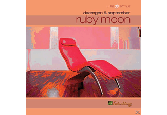 Daemgen - Ruby Moon [CD]