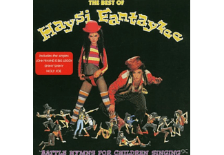 Haysi Hanayzee - Battle Hymns For Children S... - (CD)