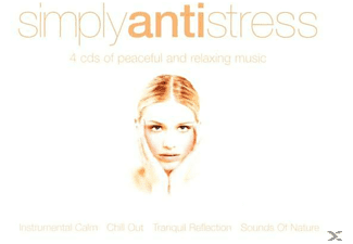 VARIOUS - Simply Anti Stress [CD]