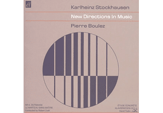 Stockhausen,Karlheinz/Boulez,Pierre - New Directions In Music - (CD)