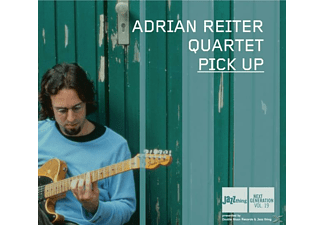 Adrian Quartet Reiter - Pick Up - (CD)