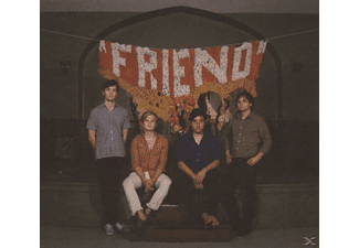 Grizzly Bear - Friend Ep - (CD)