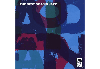 VARIOUS - The Best Of Acid Jazz - (CD)
